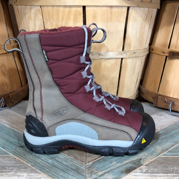 Keen Lace Up Insulated Winter Boot (Waterproof)